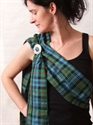 Picture of Sash Silk Tartan Twill Weave