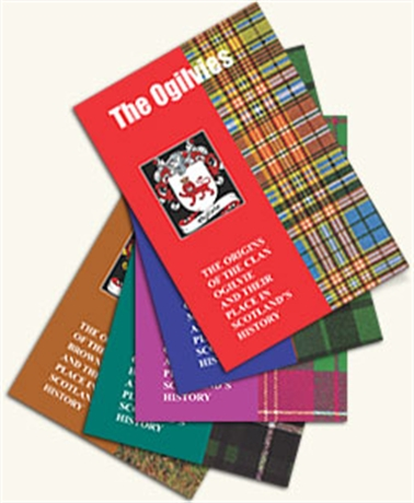 Picture of Book: Clan Origins Booklet