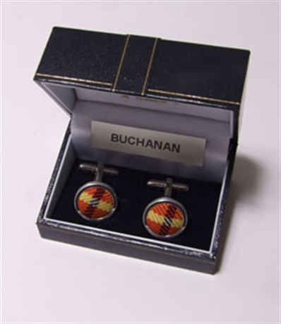 Picture of Cufflinks St Andrew Classic