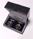 Picture of Cufflinks Tartan Silk