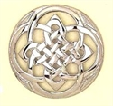 Picture of Plaid Brooch Celtic