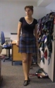 Picture of Mini Kilt Ladies Tartan