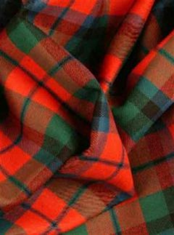 Picture of Mediumweight Wool Tartan 360-3OR