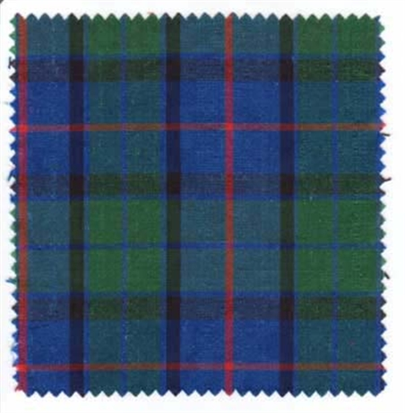 Picture of Dupion Pure Silk Tartan