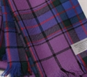 Picture of Lightweight Tartan, Fabric PLAIN WEAVE, 8oz Wool