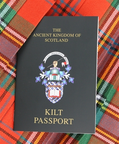 Picture of Kilt Passport