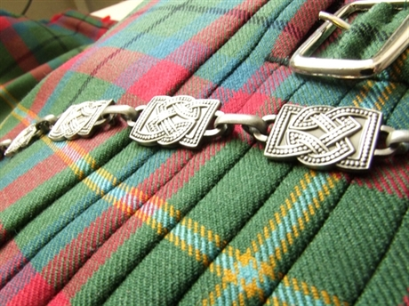 Picture of Sporran Chain Celtic Square