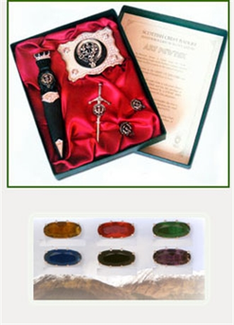 Picture of Clan Crest Gift Set