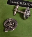 Picture of Cufflinks Clan Crested
