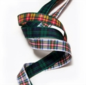 Picture of Ribbon Tartan Polyester 10mm