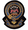 Picture of Cameron Brodie Embroidered Clan Crest