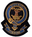 Picture of Gordon Embroidered Clan Crest