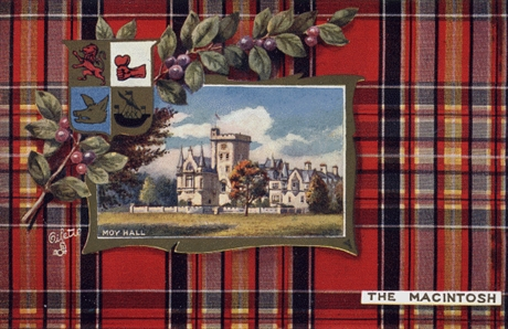 Picture of Clan Table Mats - MacIntosh