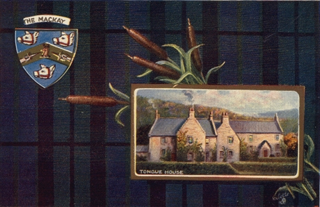 Picture of Clan Table Mats - MacKay