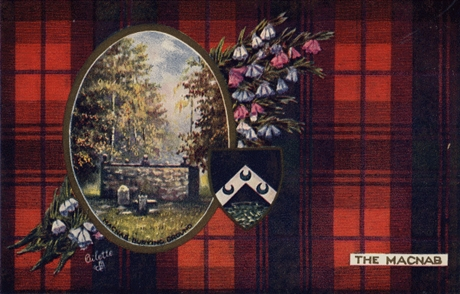 Picture of Clan Table Mats - MacNab