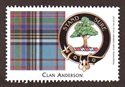 Picture of Clan Stamps - Anderson