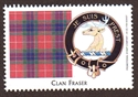 Picture of Clan Stamps - Fraser