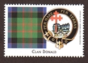 Picture of Clan Stamps - MacDonald