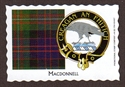 Picture of Clan Stamps - MacDonnell