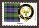Picture of Clan Stamps - MacKenzie