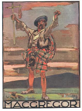 Picture of Clanland 09 - MacGregor