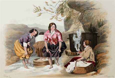 Picture of 10 - Girls Washing
