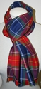 Picture of Chinese Scottish Tartan - Wool Scarf