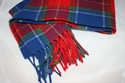 Picture of Chinese Scottish Tartan - Lambswool Scarf