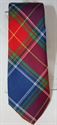 Picture of Chinese Scottish Tartan - Pure New Wool Tie