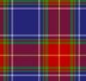 Picture of Chinese Scottish Tartan - Fabric