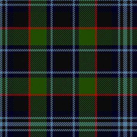 Picture of Scottish Tartans Authority Tartan
