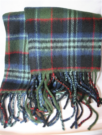 Picture of Scottish Tartans Authority - Brushed Wool Scarf