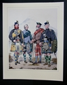 Picture of MacLeay A3 print UNmounted