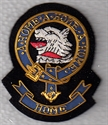 Picture of Hume/Home Embroidered Clan Crest