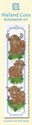 Picture of Cross Stitch Bookmark  Kit - Wee Hieland Coos