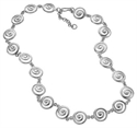 Picture of Celtic Spiral Necklace