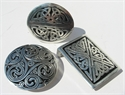 Picture of Snap Belt Buckles, in Pewter (Buckle Only)