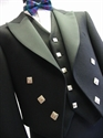 Picture of Prince Charlie Jacket with 5 Button Waistcoat