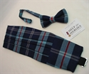 Picture of Help for Heroes Cummerbund & Bow Tie Set (Mediumweight Tartan)