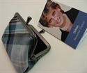 Picture of Diana Memorial Tartan / Diana Rose Tartan - Small Coin Purse