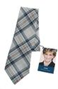 Picture of Diana Memorial Tartan / Diana Rose Tartan - Necktie Mediumweight Tartan