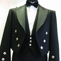 Picture of Prince Charlie Jacket with 3 Button Waistcoat