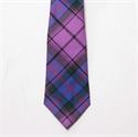 Picture of Wardlaw Tartan Tie Necktie Mediumweight Wool Tartan