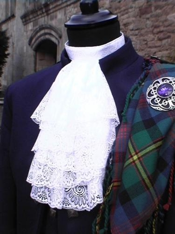 Picture of Lace Jabot & Cuffs