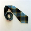 Picture of Michigan Tartan Tie Necktie in Lightweight Wool Tartan