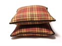 Picture of Strathearn Tartan - Cushion (Pillow) in Tartan Wool