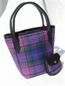 Picture of Wardlaw Tartan Handbag - Mini Iona Bucket Style Handbag
