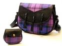 Picture of Wardlaw Tartan Handbag - Lismore Sporran Style Tartan Handbag