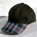 Picture of Baseball Caps in Corporate Tartans