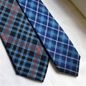 Picture of Ties, Neckties in Corporate Tartans